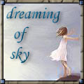 dreaming of sky