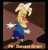 """Мистер """"банановые мозги"""""""