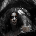 тёмная леди