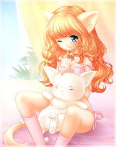 Kitana The Cat