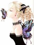 бабочка Я)