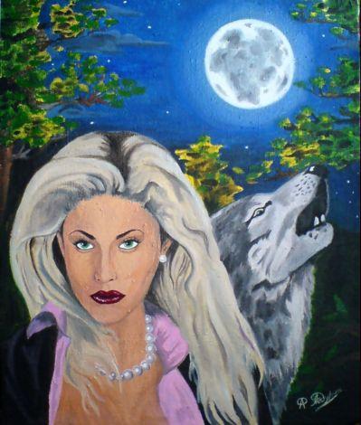 Волчица-Осень