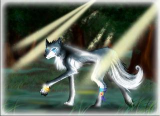 Джесика-волчица