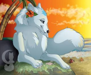 Лиза одинокая волчица