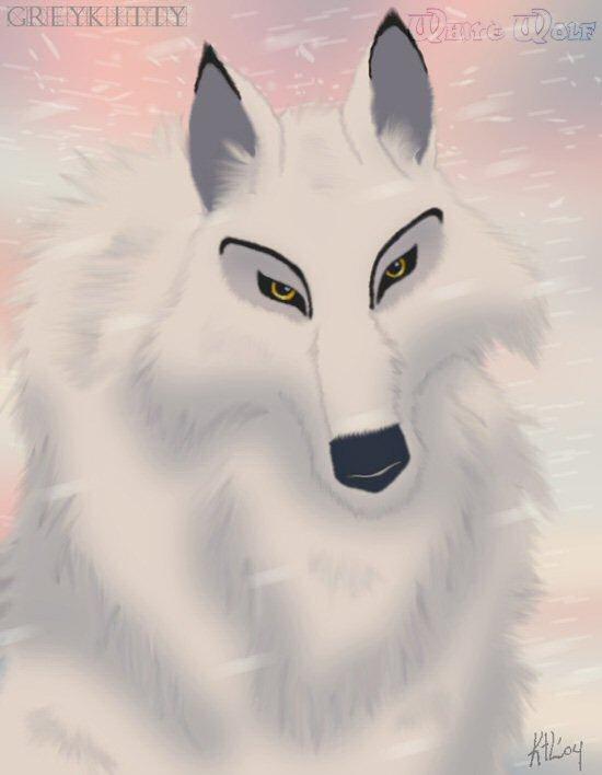 Винипегская волчица