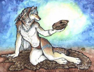 Леди Wolf