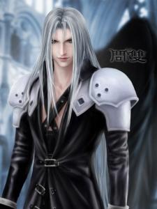 Sephiroth Silver
