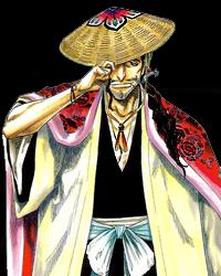 Kyouraku Shunsui
