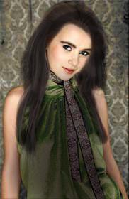 Лена Холина