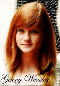 Ginny Molly Weasley
