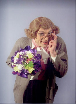 Клара Захаровна Поттер