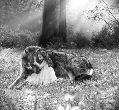 танцующая с волками