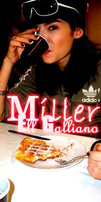 Miller Ell Galliano