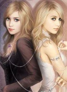 Близняшки Анна и Лэйн