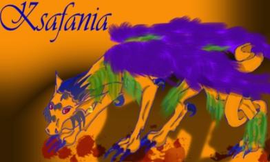 Ksafania