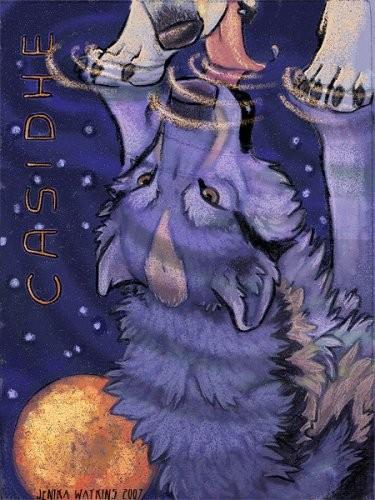 Волчица Аква