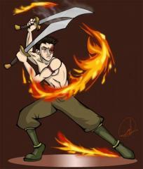 Лорд огня Зуко