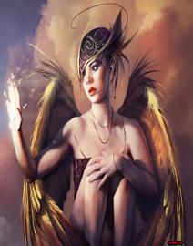 Элин Огненная Птица