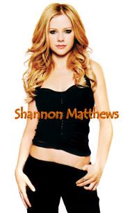 Shannon Matthews
