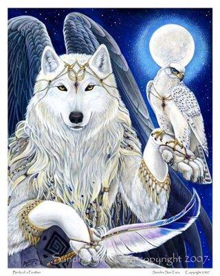 Волчица из рая