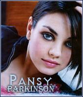 Пэнси Паркинсон