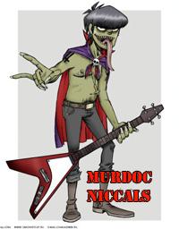 Murdoc Niccals