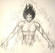 Дух Огня Ллеттс