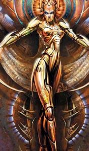 Матричная Богиня