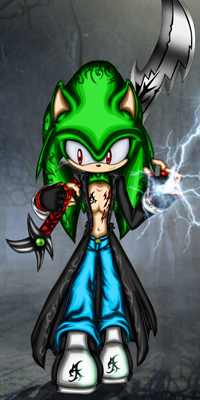 Arrow The Hedgehog