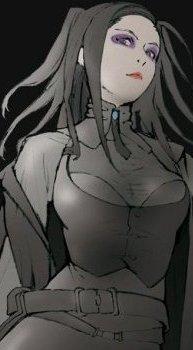 Arisu Yukiko.