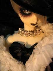 La poupée vivante