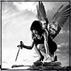 Der einsame Engel