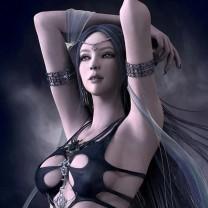 Эльфийка