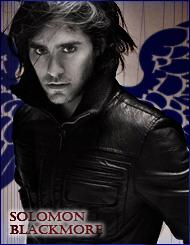 Solomon Blackmore