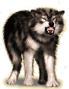 Wolf-Manka