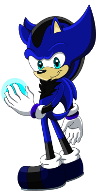 Travi the Hedgehog