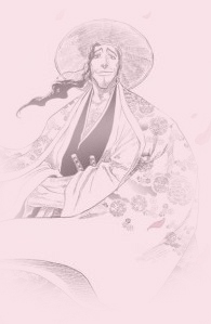 Kyoraku Shunsuj