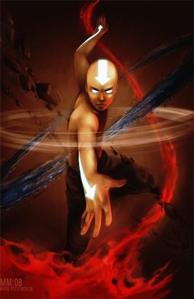 >Avatar Aang<