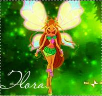 Флора-нежная фея