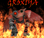 Гроксия
