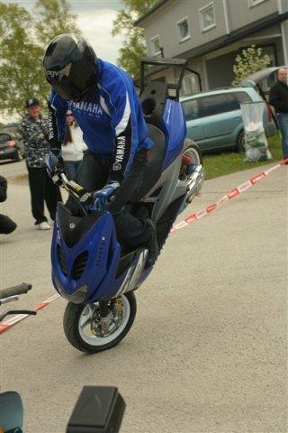 Do not brake!