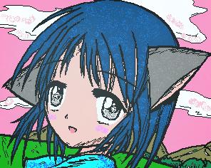 Листохвостая