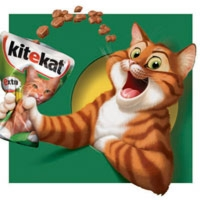 Котишка-рекламщик