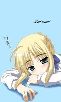 Natsumi.