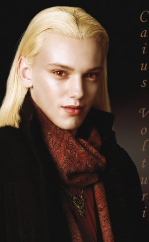 Caius Volturi(снят)