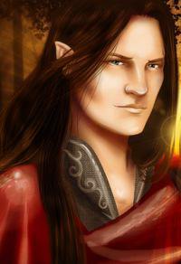 Элронд...!