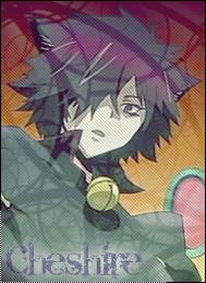 Cheshire Cat*