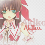 Akiko. [x]
