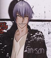 Gin-san