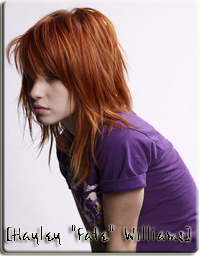 "Hayley ""Fate"" Williams"